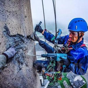 Промышленный альпинизм москва и область